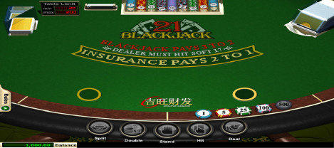 Black Jack – a casino board game