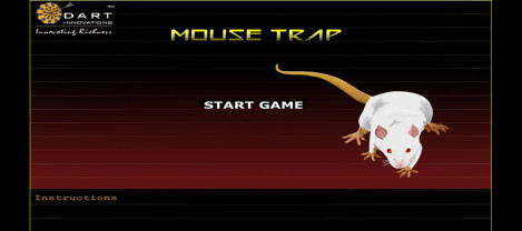 Mouse Trap – Need to catch the moving mouse