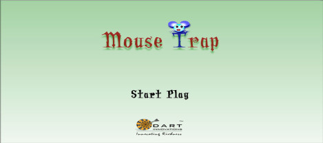 Mouse Trap – interesting game to catch the randomly moving mouse