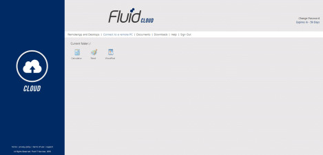 Fluid IT – RD Web Connect to a Remote PC