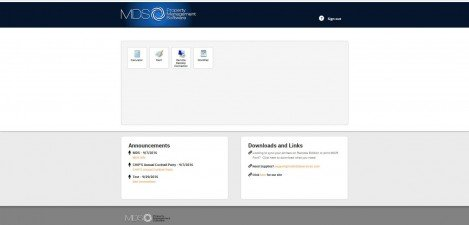 MDS - MS RD Web Access 2012 R2 After Login