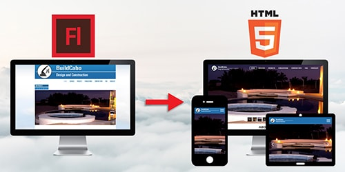 Flash to HTML5 Conversion Overview