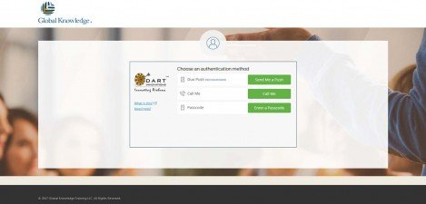 Global-Knowledge - Duo Auth (Two-Factor Authentication)