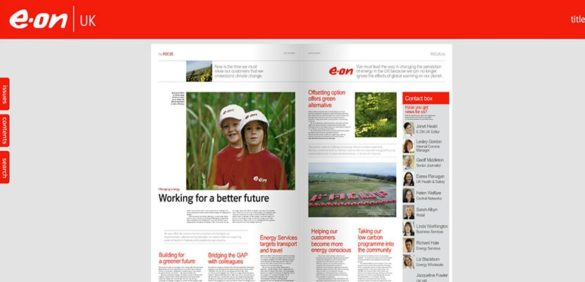Eon-UK Newspaper