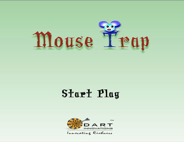 Mouse Trap New