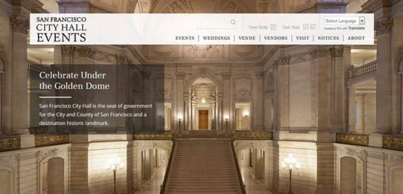 Event Management – Drupal – Responsive