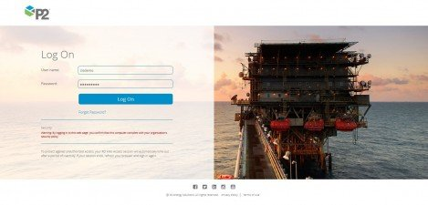 P2 Energy Solutions - RD Web Access 2012 login